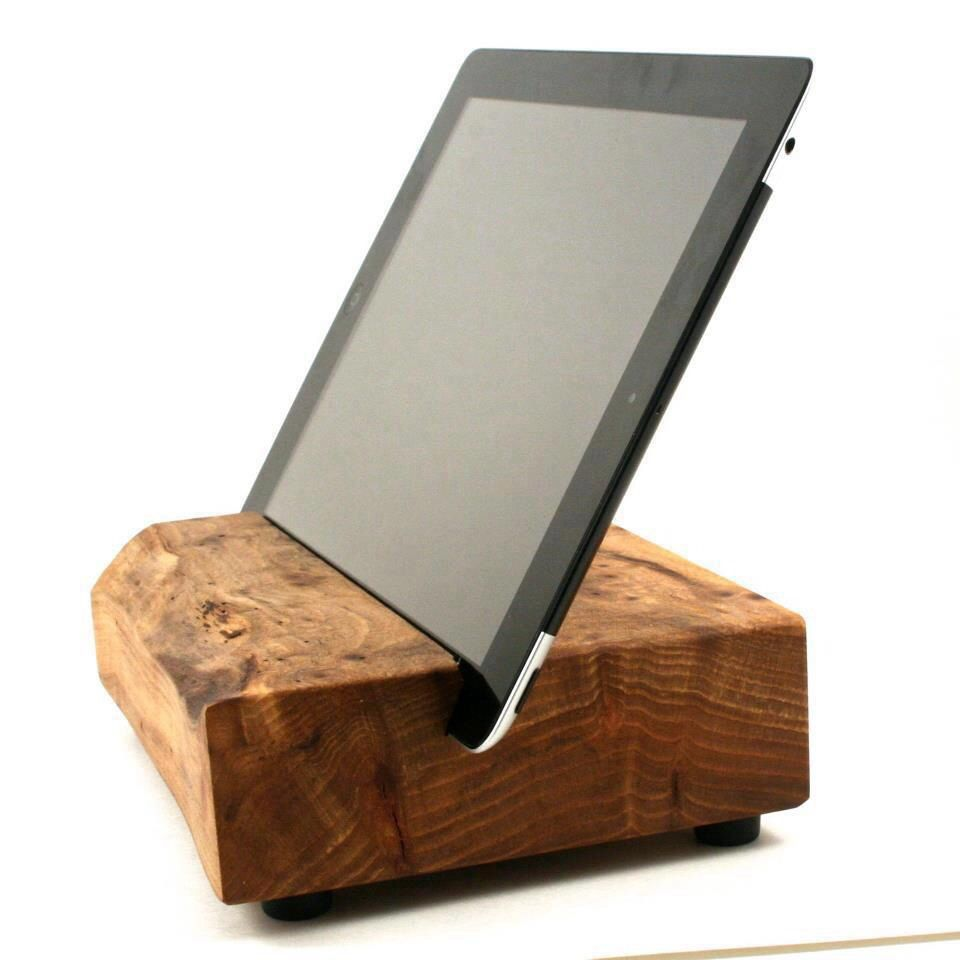 porta tablet design in 2019 legno porta tablet