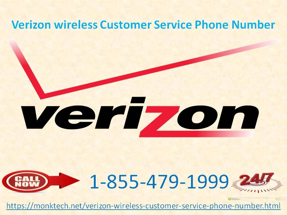 Get the assistance At Verizon wireless customer service