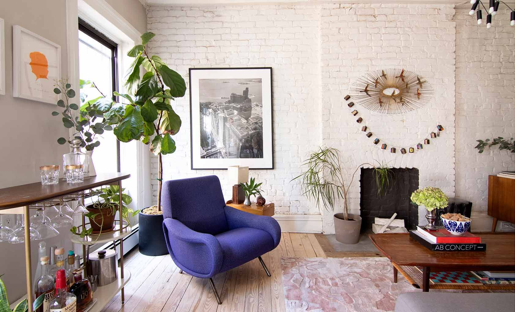 Fitting A Family of Four into 750 Square Feet -   16 fitness Interior square feet ideas