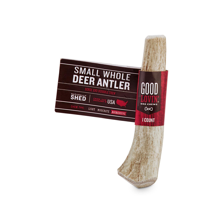 Good Lovin Naturally Shed Deer Antler Dog Chew 4 L 1 5 Oz