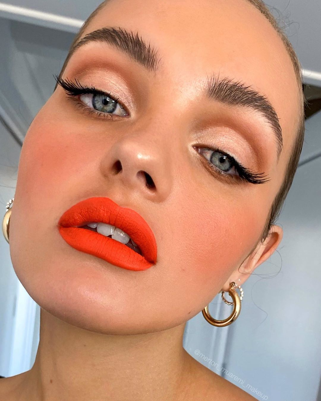 "Melbourne Makeup Artist on Instagram ""BOLD LIPS 💋💋💋 and"