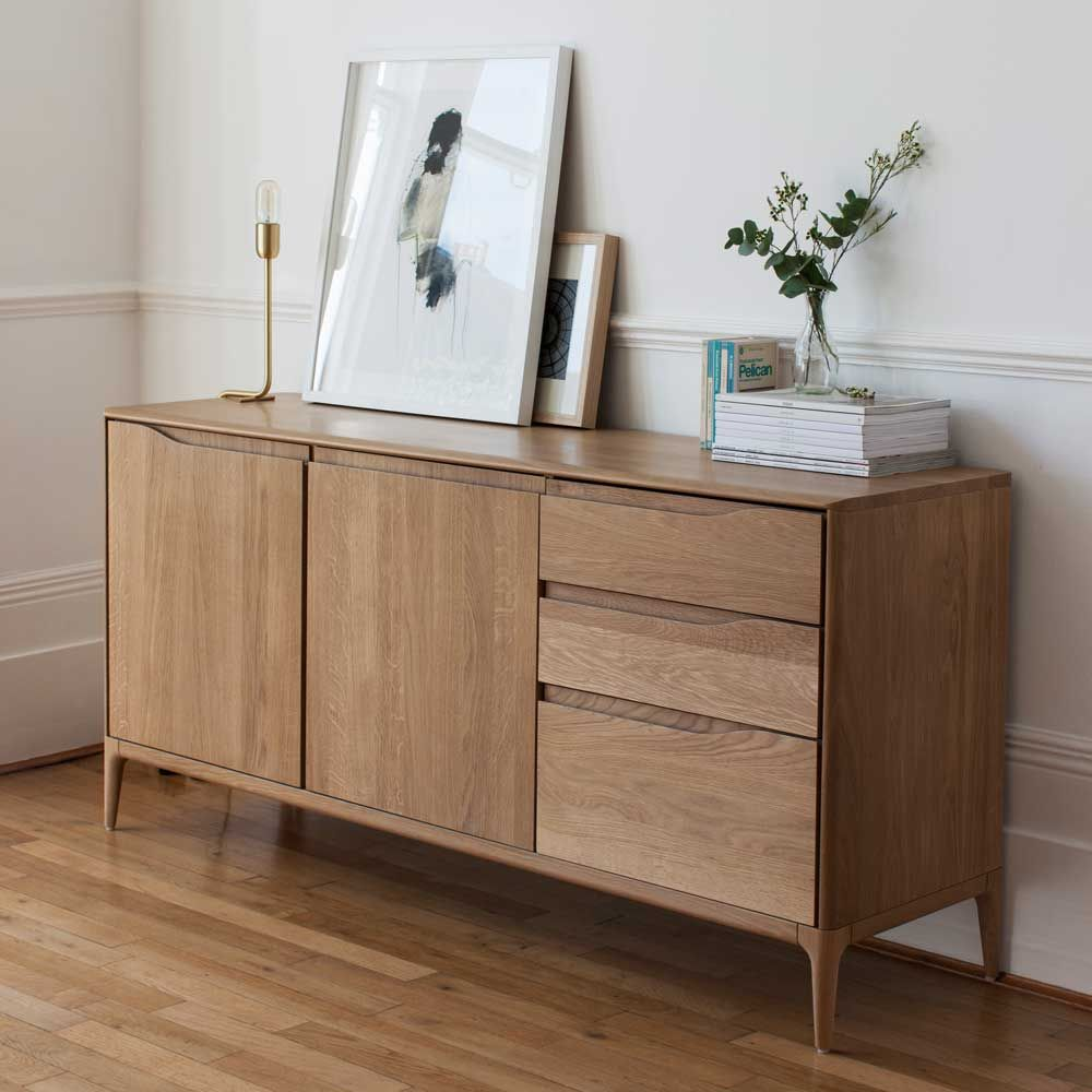 ercol sideboard romana gro in 2018 skandinavische m bel pinterest wohnzimmer. Black Bedroom Furniture Sets. Home Design Ideas