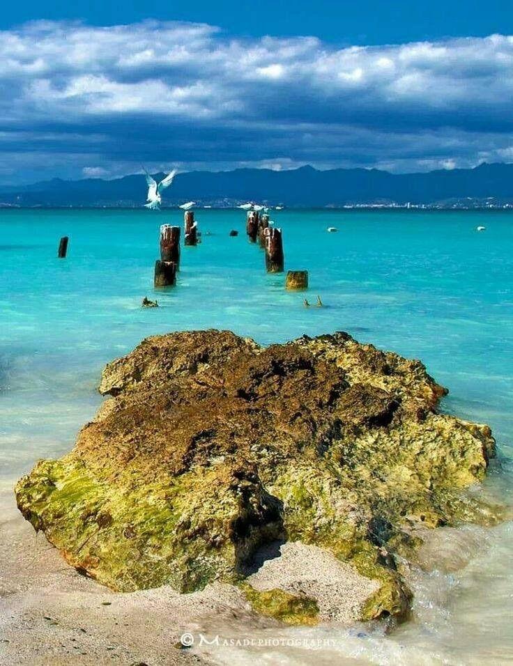 Isla Caja de Muerto, Puerto Rico...