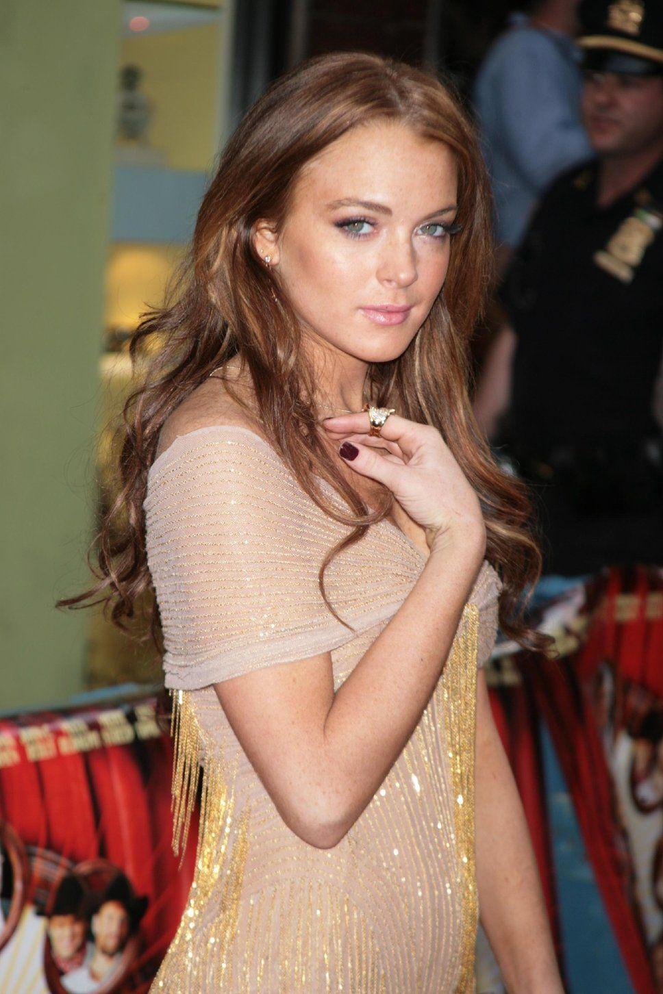 Love This Hair Color Lindsay Lohan Pinterest Lindsay Lohan
