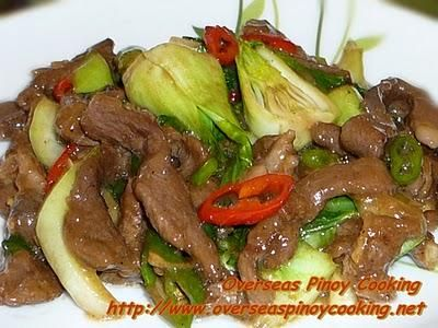 how to make bok choy in oyster sauce