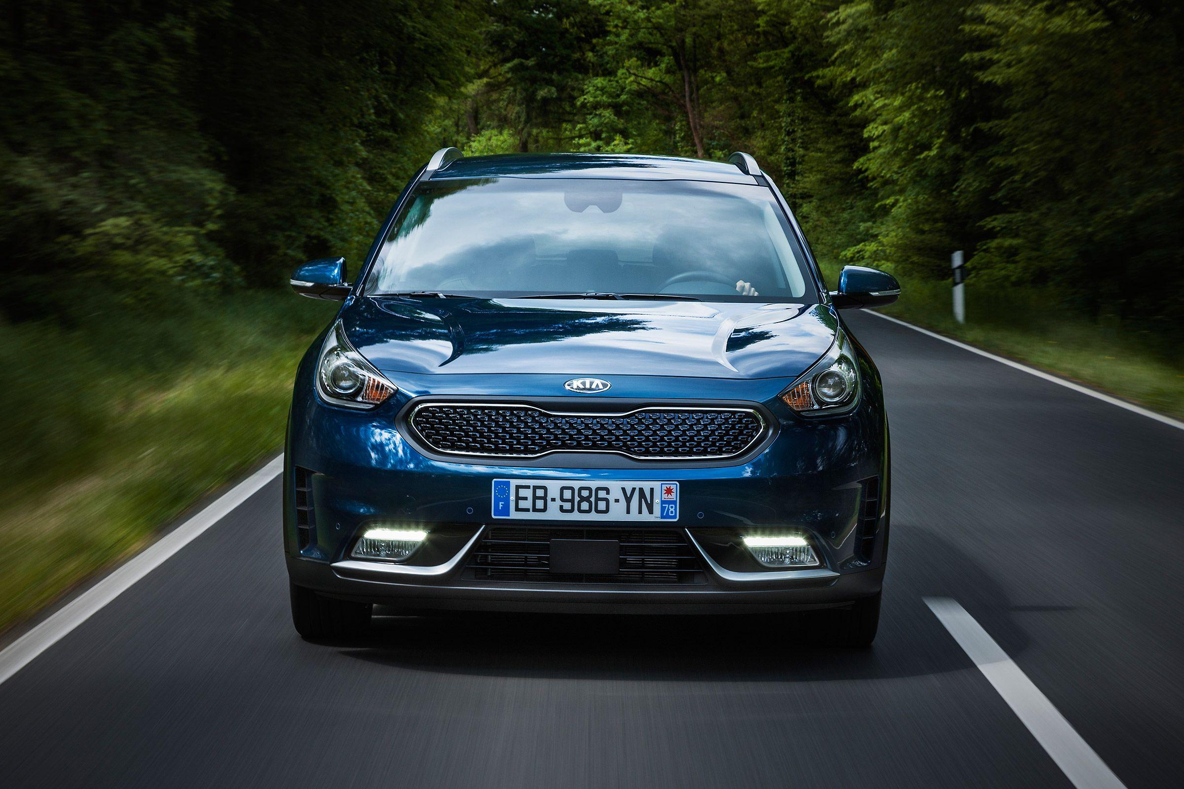 Kia preparing new hydrogen fuel cell car