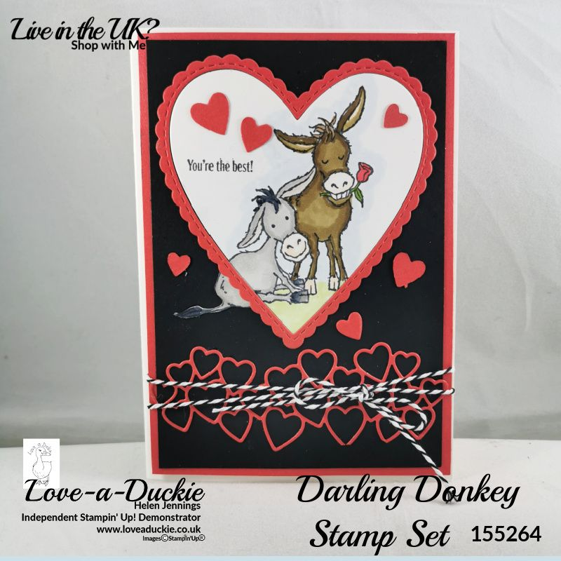 Another Sale-a-Bration Hop - Love A Duckie