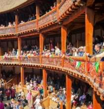 If you are in london, the Shakespeare's Globe is a must do. It is an exact reproduction of the origional. There is a Exhibition that explores the life of Shakespeare. If you have the time I would highly recommend you see a show.  Happy Travels!