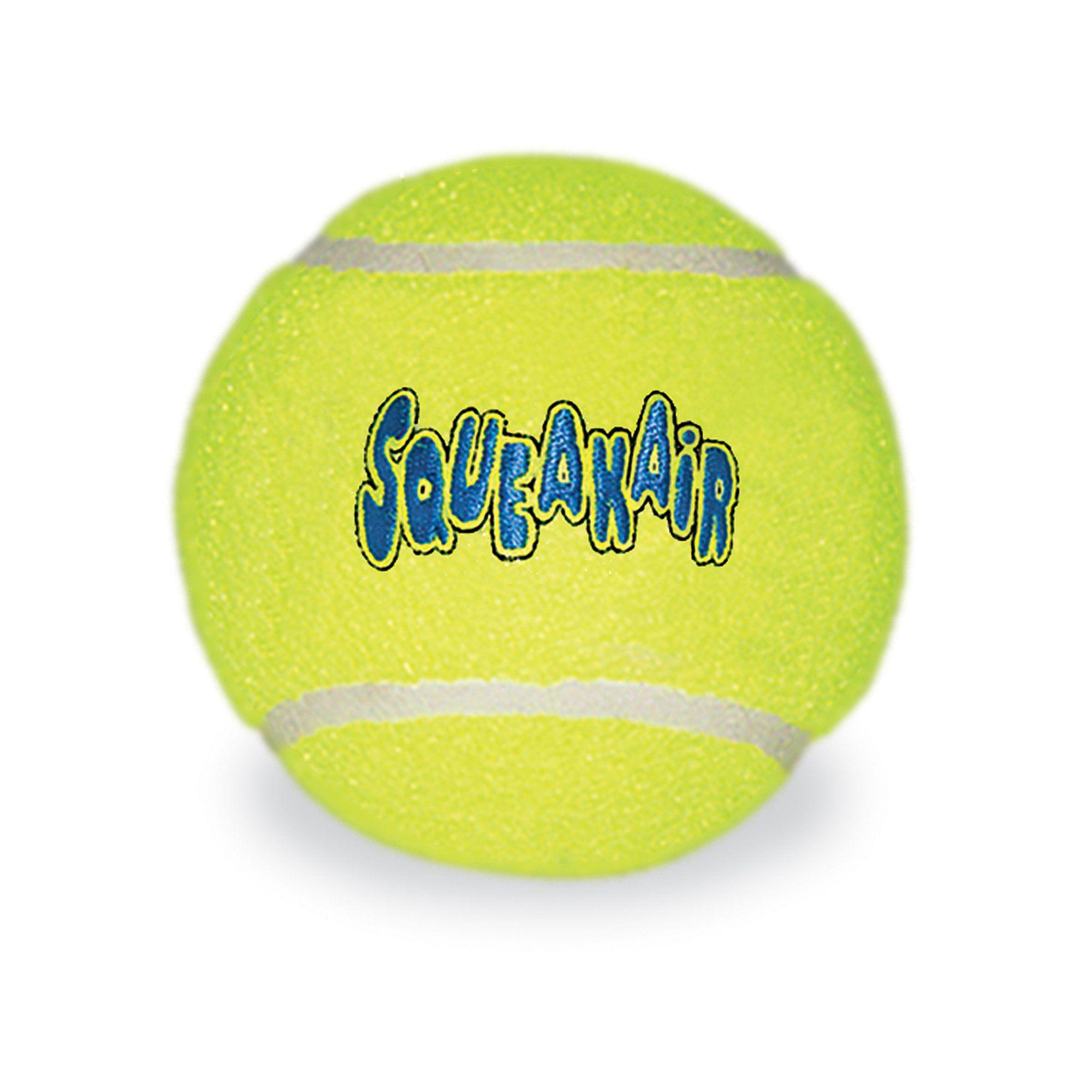Kong Squeakair Tennis Ball X Large Dog Fetch Toy Dog Toys Kong Dog Toys