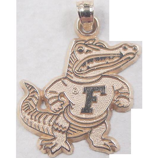 Vintage 14k Gold Florida Gators Charm
