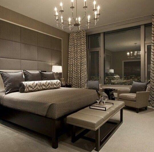 Bedroom Modern Design Chic And Modern Bedroom Design  Modern Contemporary  Pinterest