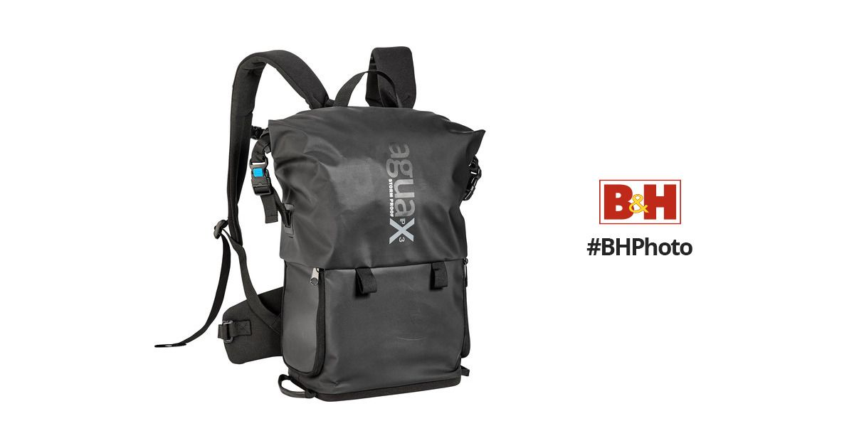 miggo Agua Stormproof Backpack 85 (Black) MW AG-BKP BB 85