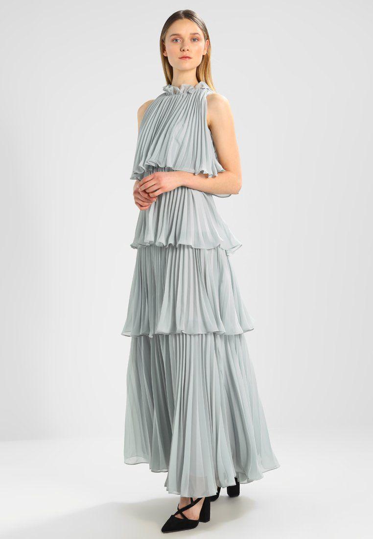 63c8f38aff2 Vero Moda Tall VMSATINA DRESS - Fotsid kjole - cerulean - Zalando.no    comportado   Pinterest   Dresses, Vero moda e Moda