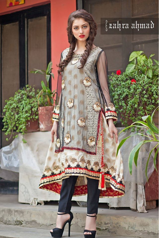 65bae95263 Catalogue of the Zahra Ahmad Winter ESSENCE Collection 2015-16 ...