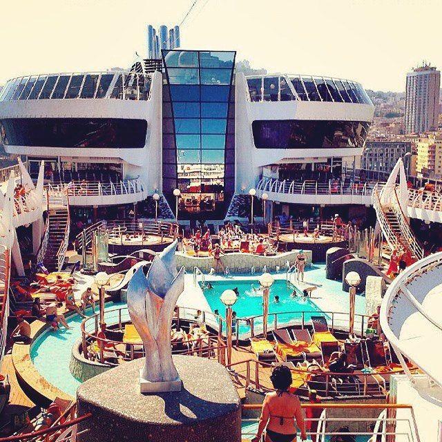 MSC Divina MSC Cruise Ship Cruise Liner MSC Cruises Fleet - Msc divina cruise ship