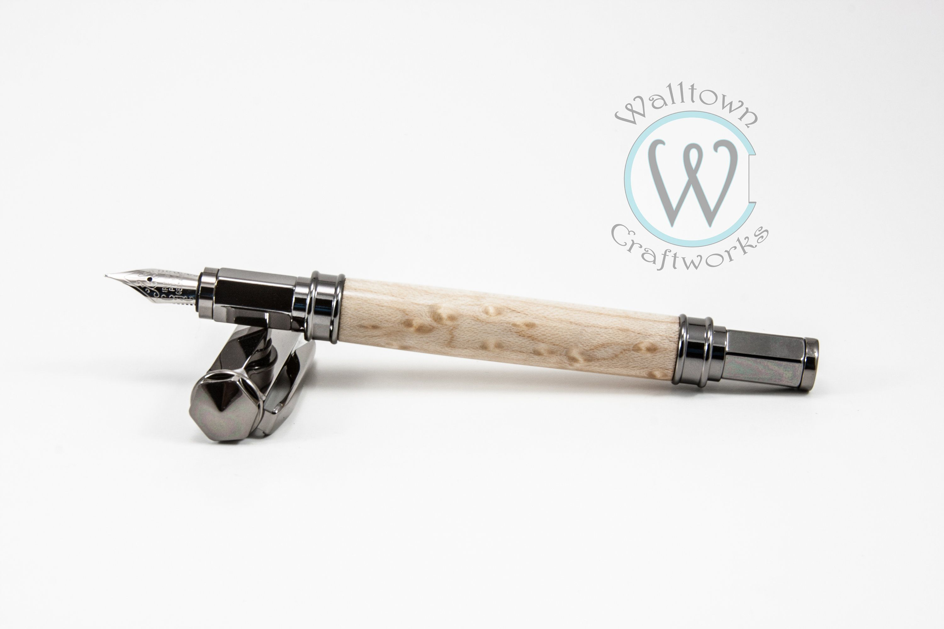 Bocote Wood Leveche Rollerball