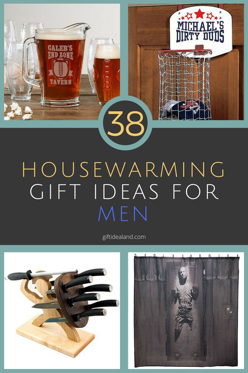 38 Amazing Housewarming Gifts For Men Guys Man