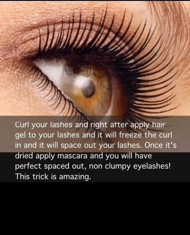 How To Keep Your Lashes Curled All Day Keep Lashes Curled