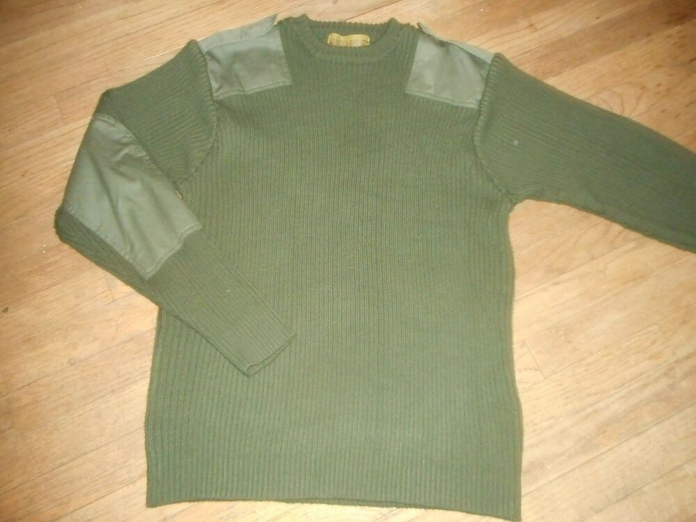 d65a79a8 NEW KNOX ARMORY ALPHA INDUSTRIES RIBBED MILLITARY SWEATER Sz 3XL Y-13 # fashion #