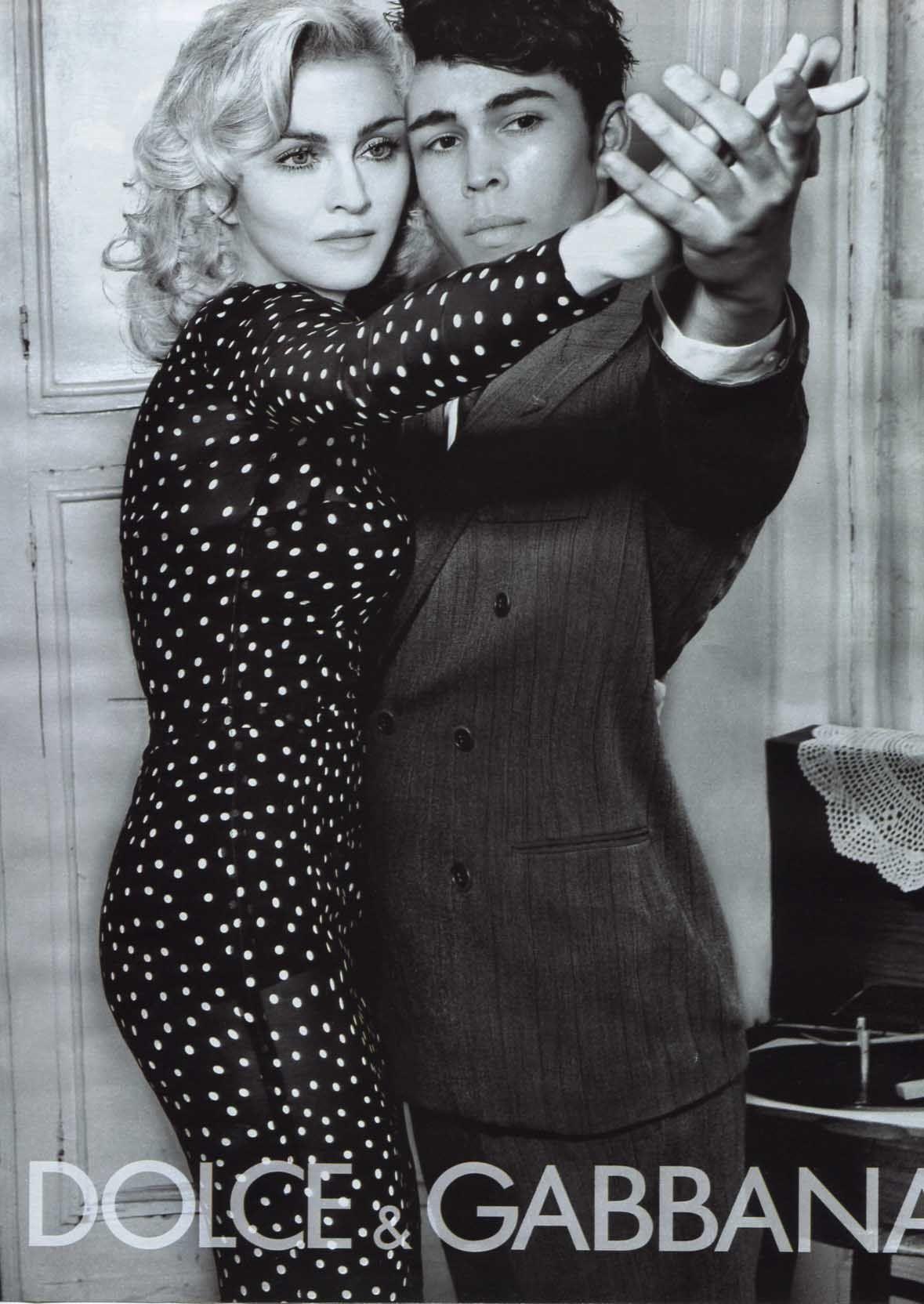 Watch Madonna For Dolce Gabbana video