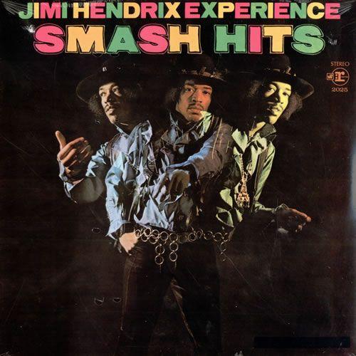 Jimi Hendrix Experience - Smash Hits | Jimi hendrix album covers, Jimi hendrix, Jimi hendrix experience