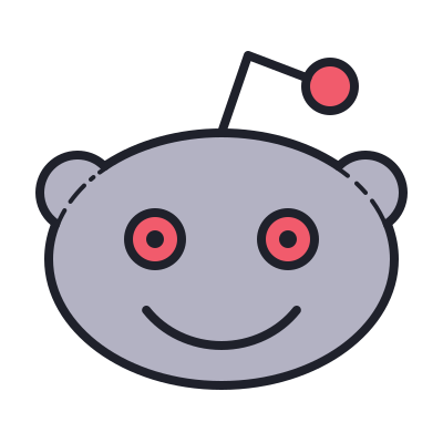 Free Flat Reddit Icon Of Color Hand Drawn Available For Download In Png Svg And As A Font Icon Png Icons Png