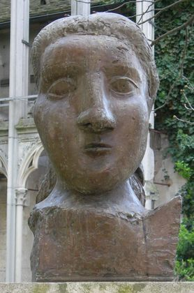 Sculptures A Paris Saint Germain Des Pres Saint Germain Saint Germain Des Pres Sculpture