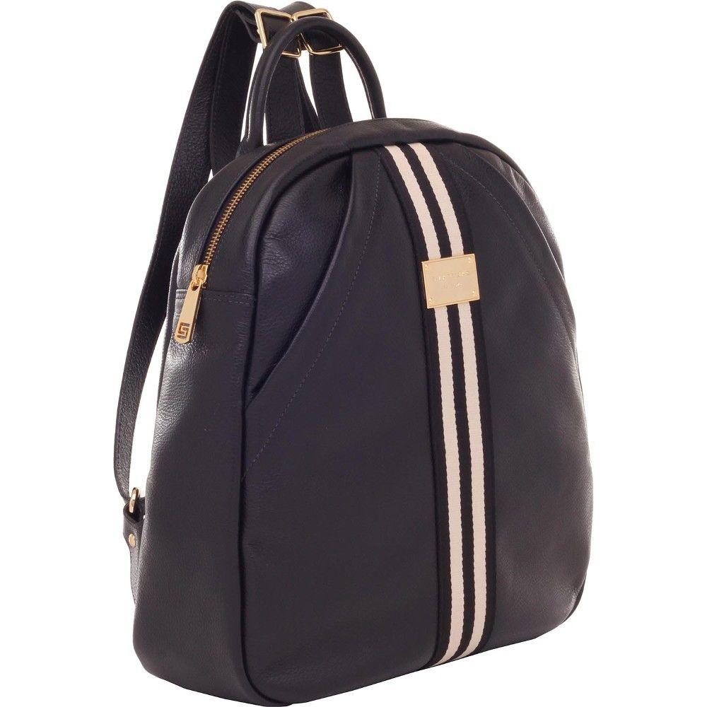 cd8d2cc5b Mochila Couro Smartbag Preto - 70077.16 - Smartbag | Mochilas em ...