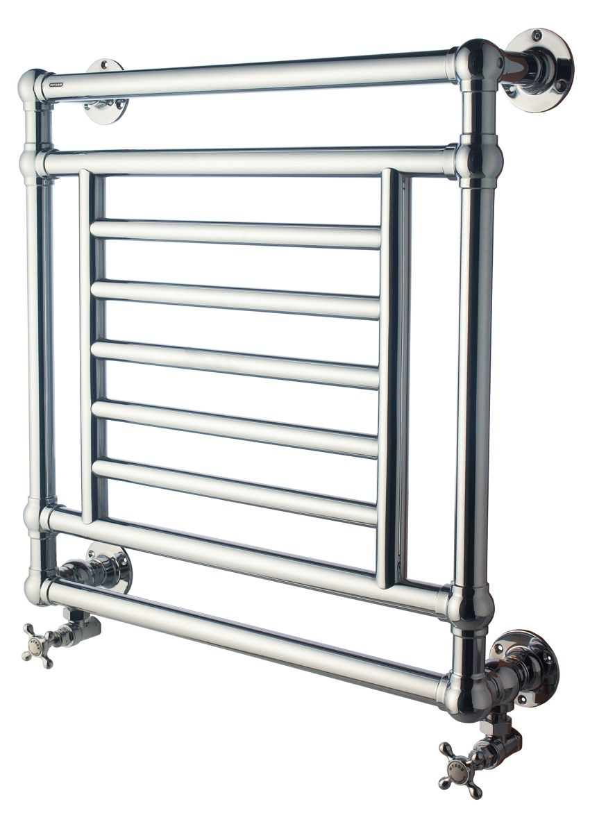 The myson salmon a classic towel warmer perfect for for Salmon bathroom ideas
