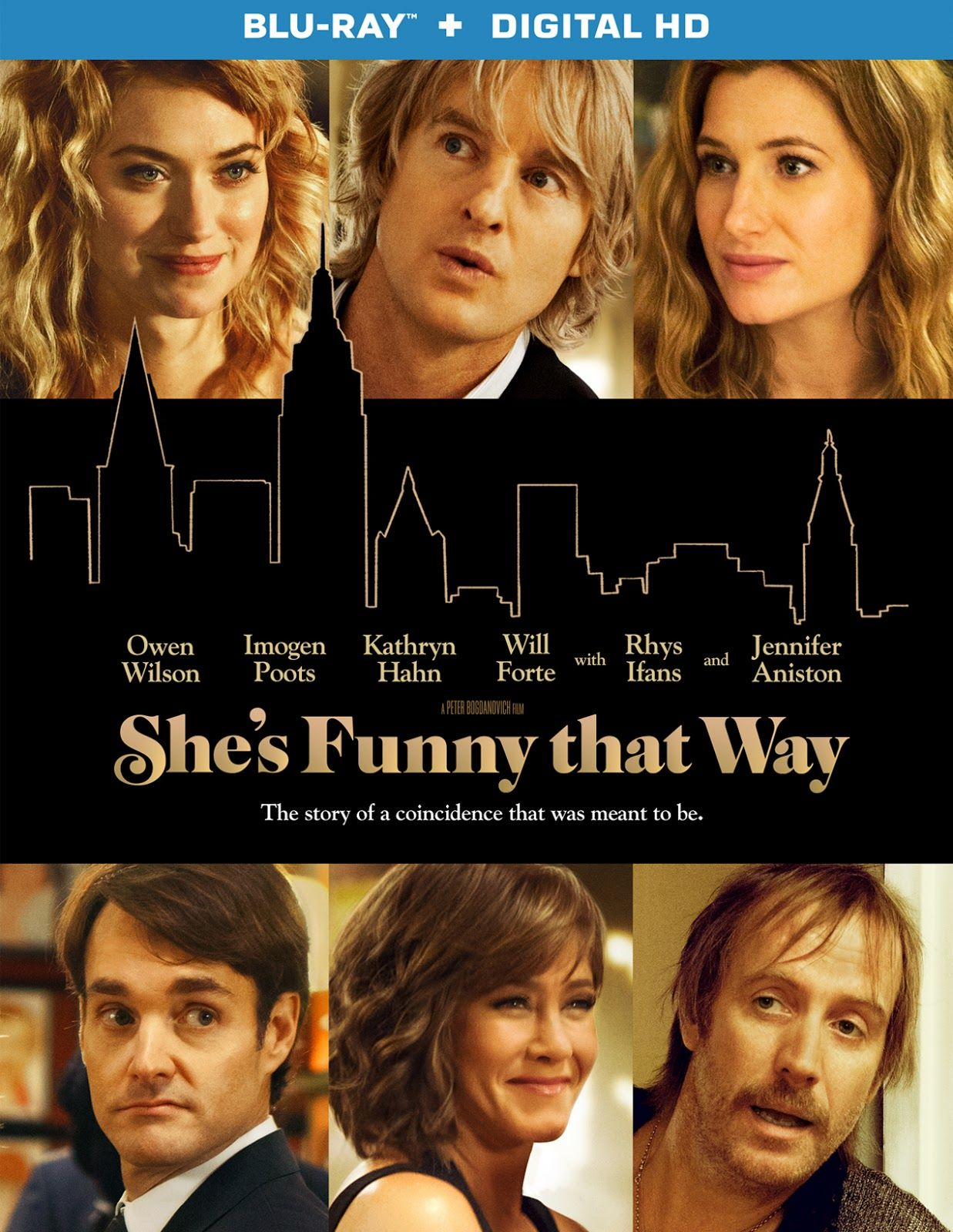 Dvd bluray shes funny that way 2015 blu ray