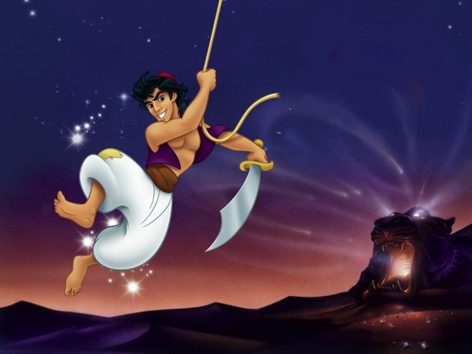 High Resolution Disney Wallpaper: Aladdin High Resolution Wallpapers 1080p