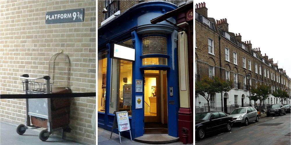10 Harry Potter Drehorte In London Harry Potter Locations Harry Potter Film Locations London