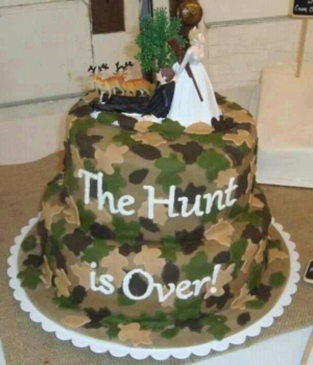 Camo Wedding Reception Ideas: Lmao Def Gonba Have This Whenever I Get Married!