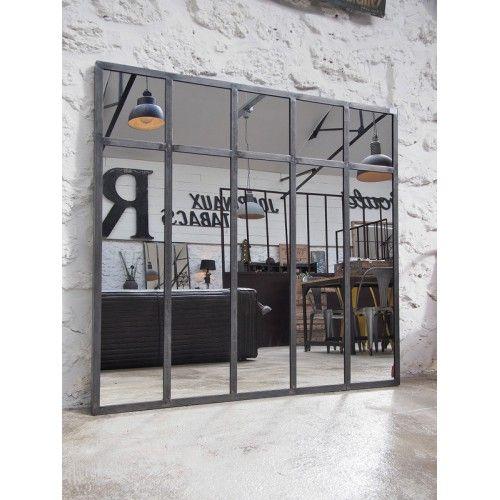miroir verri re la d coration en 2019 miroir verriere. Black Bedroom Furniture Sets. Home Design Ideas