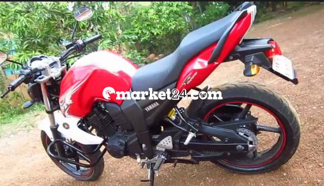 Yamaha Fzs Red Color 2014 Price In Bangladesh Used Bangladesh