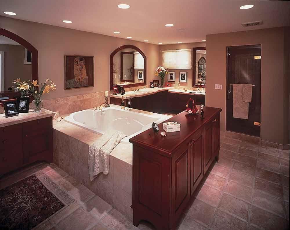 Best 25+ Dark Wood Bathroom Ideas On Pinterest