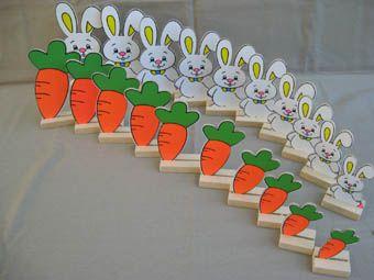 Seriaciones juguetes did cticos material did ctico jardin de infantes nivel inicial juegos for Juegos para jardin infantes