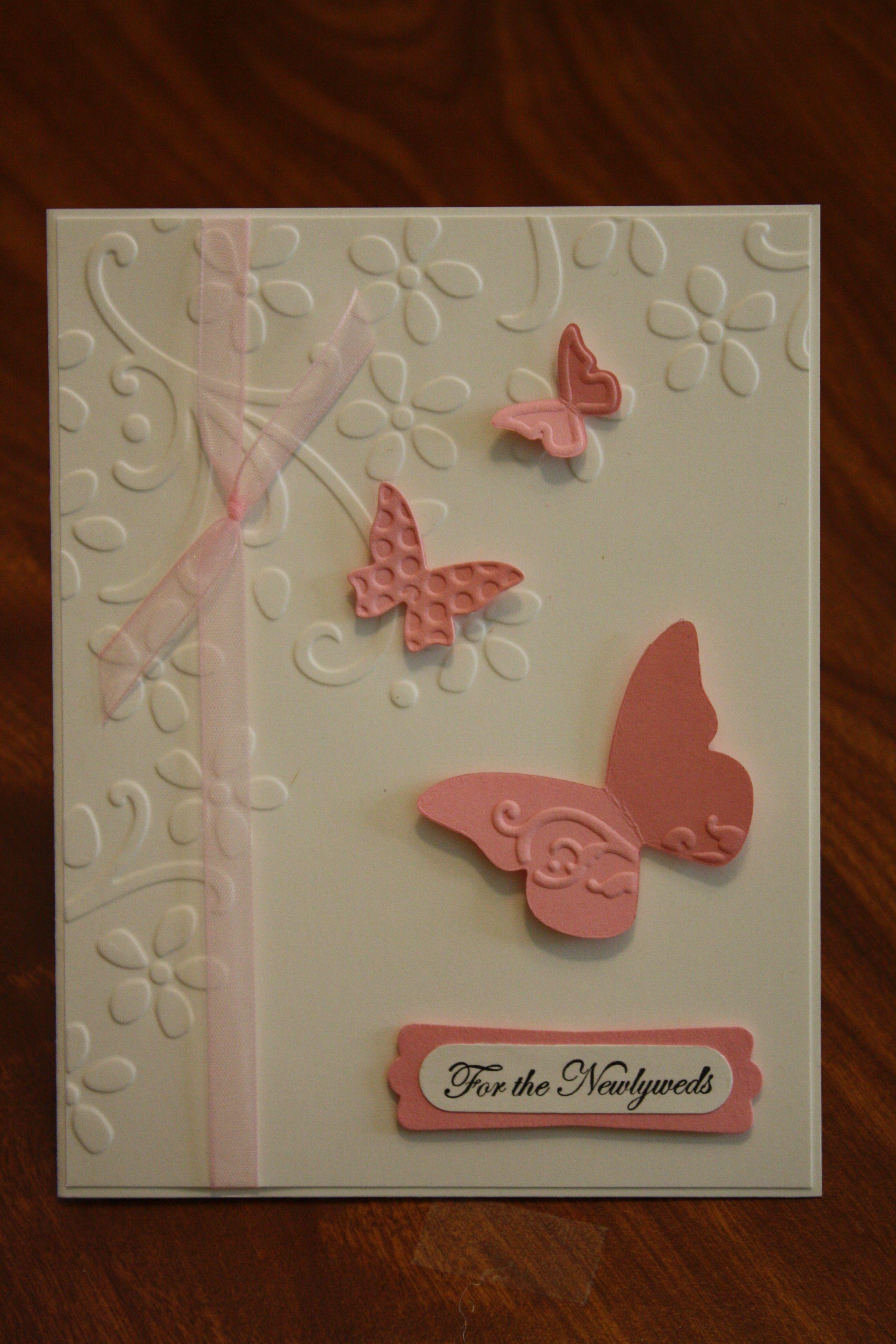 wedding card with ribbon  wedding cards creative cards