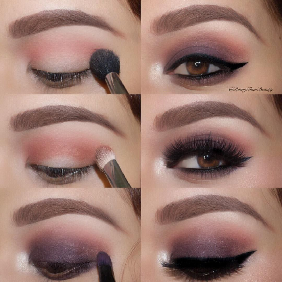 26 Easy Step By Step Makeup Tutorials For Beginners Eye Makeup