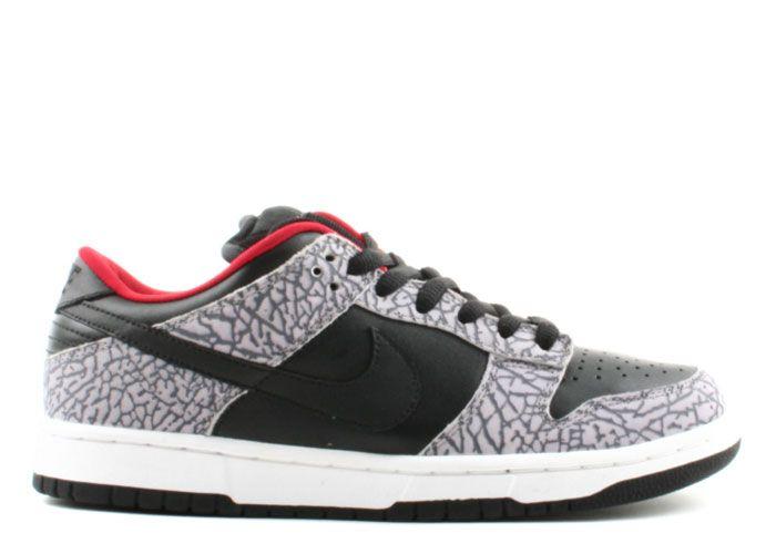 huge selection of 150c6 792fc Black Supreme SB | Nike Dunk SB Low - Pro SB Supreme (Black ...