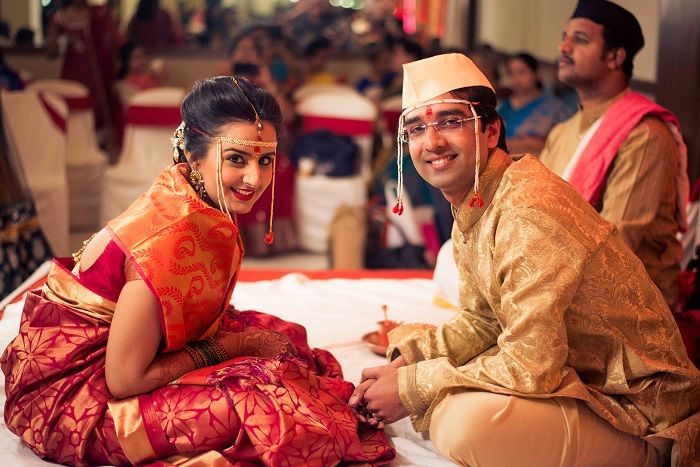 Image result for maharashtrian wedding attire
