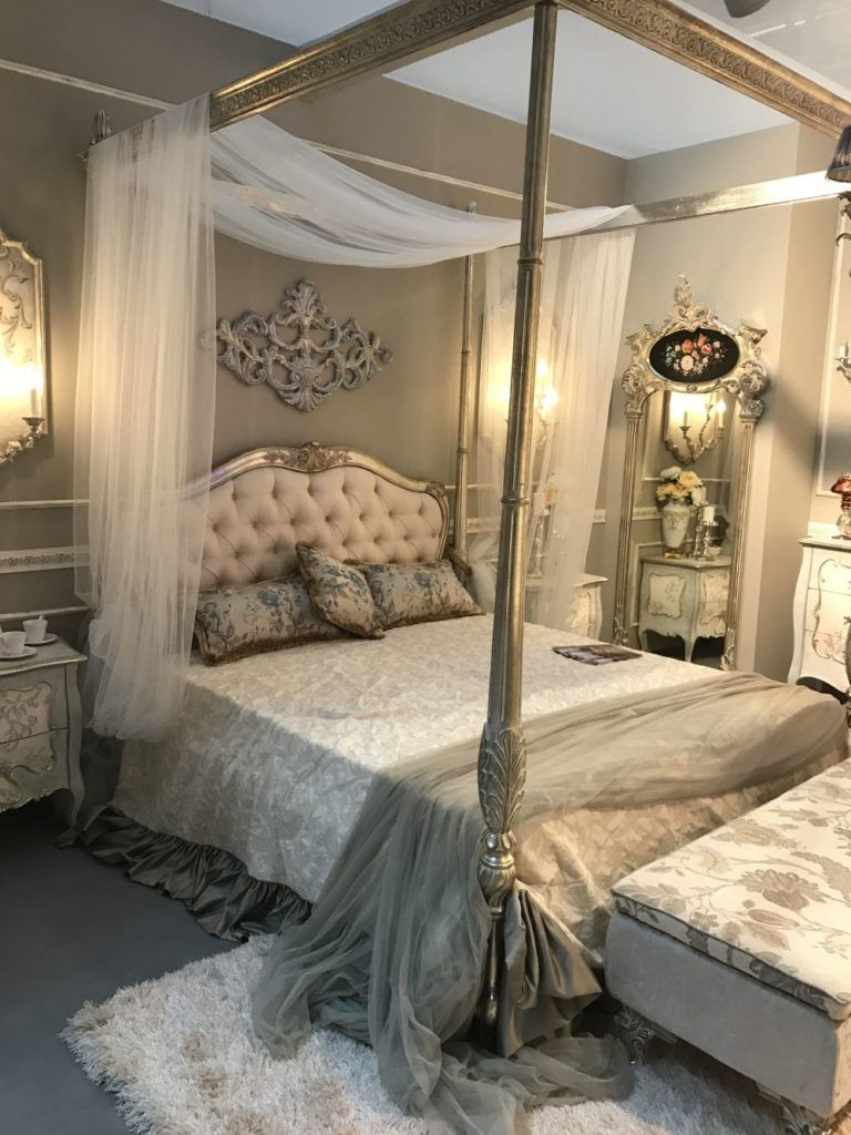 Baroque Rococo Style Make For A Luxury Bedroom Luxurious Bedrooms