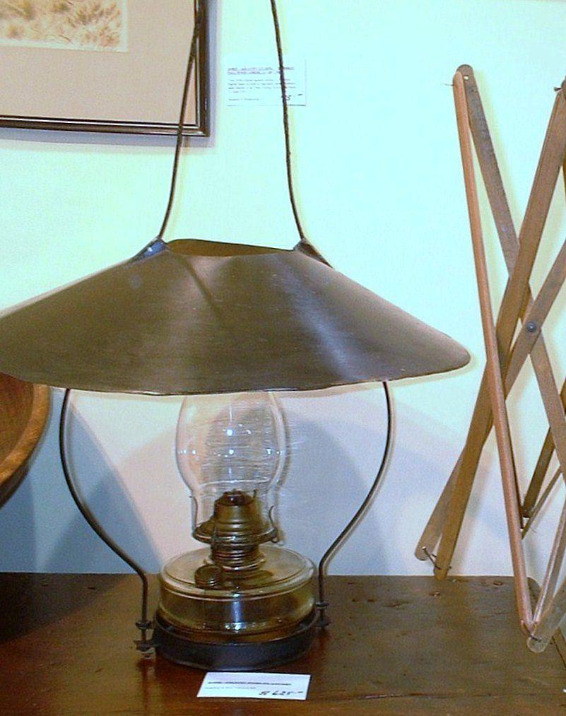 Late 1800 S Hanging Oil Lamp Oil Lantern Oil Lamps Lamp