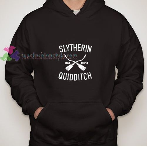 Slytherin Quidditch Team Hoodie gift cool tee shirts cool tee ...