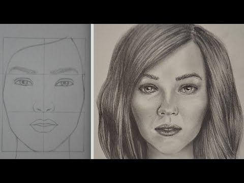 Rostro Humano Como Dibujar Un Hombre Facil Paso A Paso Tecnica Facil Para Dibujar Un Rostro Como Dibujar Una Cara