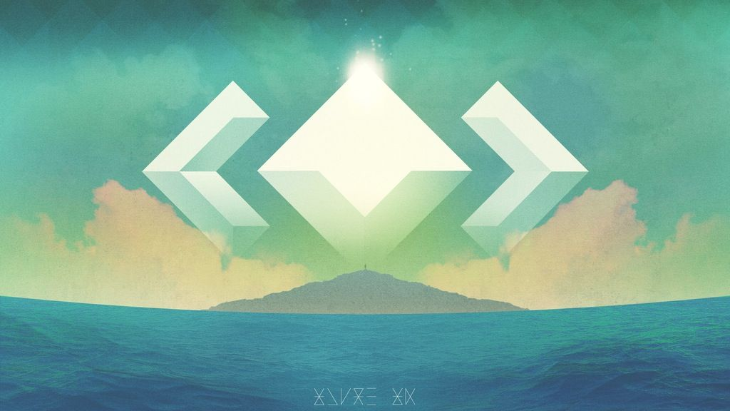 You're On Album Art Wallpaper for anybody in need of a new desktop Adventure :) : madeon