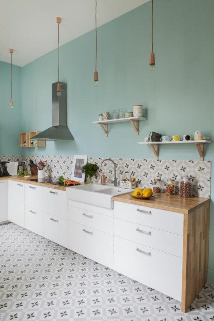 Comment décorer avec le carrelage ancien - 62 photos pour décider - Sweet Home D Meubles A Telecharger