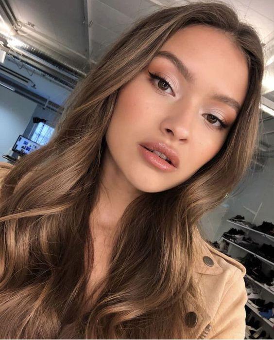 15 ideas de maquillaje natural para todas las ocasiones: cabello y belleza