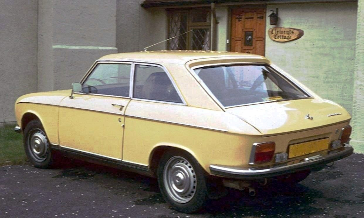 Peugeot 304 Coupe Peugeot, Coupe
