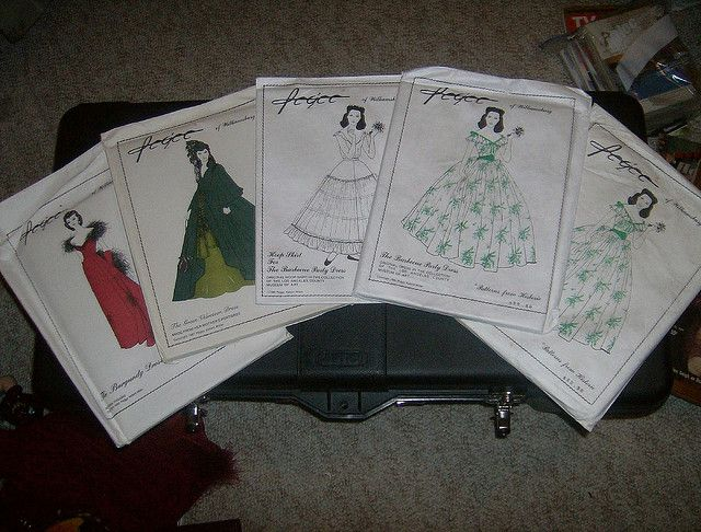 dresses from gone with the wind   Gone With The Wind Dress Patterns   Flickr - Photo Sharing!